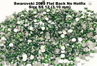 Swarovski 2088 Flat Back No Hotfix Size SS 12 (3.10 mm) Gross/144 Pieces Colors