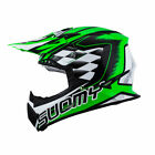 Suomy Rumble Strokes MX Helmet Green Off-road ATV BMX MTB All Sizes