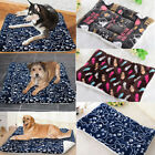 Self Heating Mat Pet Dog Bed Warming Cat Rug Thermal Washable Winter Blanket