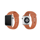 Replacement Silicone Wrist Bracelet Sport Band Strap For Apple Watch 38mm 42 44 <br/> SERIES 1 2 3 4 ✔️ BEST PRICE ON EBAY ✔️1 YEAR WARRANTY