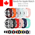 Replacement Silicone Sport Band Strap For Apple Watch 38mm 40mm 44mm Series 4 <br/> SERIES 1 2 3 4 ✔️ REPLENISHED STOCK ✔️1 YEAR WARRANTY