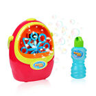 Bubble Machine Fully Automatic Electrical Durable Bubble Blower for kids