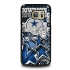DALLAS COWBOYS 2 Samsung Galaxy S5 S6 S7 Edge S8 S9 Plus Case Cover