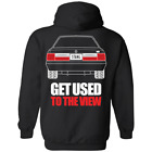 Mustang Notch Pullover Hoodie