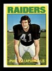 1972 Topps Football 2-263 EX Pick From List All PICTURED $0.99 USD on eBay
