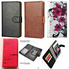 Slim Premium Clip-on Mobile Phone Case - Momola Fashion 5.0 inch - PU Leather M