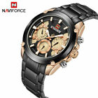 Naviforce 9113 Men Luxury Stainless Sport Waterproof Quartz Watch from NY, USAWristwatches - 31387