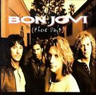 BON JOVI These Days CD Classic Hard Rock...