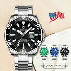 SKMEI Men's Outdoor Sport Digital Military Big Face Alarm Quartz Wrist Watch  image