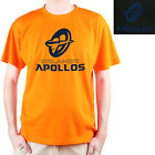 Orlando Apollos AAF Inaugural Year T shirt Orange S-4XL Florida Football