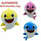 Wowwee Pinkfong Authentic  Baby Shark Official Song Doll Plush Usa   English