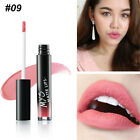 Beauty Moisturizing Matte Lipstick  Sexy Red Lips Makeup Smooth Lip Gloss