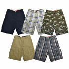 Levis Boys Cargo Shorts Kids Relaxed Fit Casual Bottoms 5 6 8 10 12 14 New Nwt