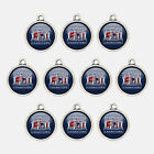 NFL New England Patriots Champions Charms for Bracelet Jewelry Making Pendants on eBay