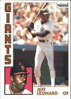 1984 Nestle 792 BB Cards 601-792 +Rookies (A2857) - You Pick - 10+ FREE SHIP