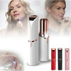 Electric Hair Remover Facial Finishing Touch Flawless Painless Lipstick Design