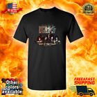 Внешний вид - NEW 2019 KISS End Of The Road World Tour Concert 2 Side T-Shirt Size Men Black