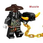 NINJAGO MOVIE MINIFIGURE CHARACTERS FOR LEGO✔☆NEW☆✔SEALED✔FREE SHIPPING