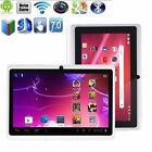 """7"""" Quad Core HD Tablet for Android 4.4 1024x600 Dual Camera 8GB WiFi Bluetooth"""