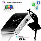 Bluetooth Smart Watch Phone Mate compatible with Android and Apple Phones US#