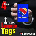 Внешний вид - SOUTHWEST AIRLINE Luggage Tags ( 4pcs )