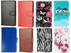 Slim Premium Mobile Phone Flip Case For Momola Fashion 6.0''  - 360 PU Leather L
