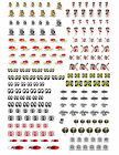 1:18 DECALS FOR DIECAST AND MODEL CARS & DIORAMA Betty Boop 2 $7.99 USD on eBay