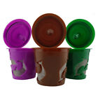 Refillable Reusable K-Cup Coffee Filter Pod Fits For Keurig 2.0 /1.0/Mini Plus