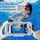 60m IPX8 Waterproof Diving House Underwater Phone Case Cover for iPhone 7 8 Plus