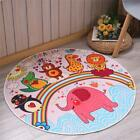Soft Baby Kids Game Gym Activity Play Mat Crawling Blanket Floor Rug 6L