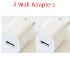 OEM Original Apple Wall Charger Cube Lightning USB Cable For iPhone 8 7 6 plus