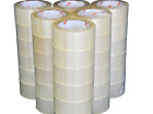 CLEAR SHIPPING PACKING CARTON SEALING TAPE Pack of 36 Rolls
