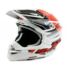Shoei Red VFX-WR Zinger TC-1 MX Helmet