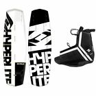 Внешний вид - Hyperlite New Agent Wakeboard With Agent Bindings Complete Package