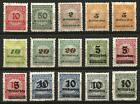 Kyпить Germany Weimar Republic 1923 MNH - Single High Inflation Definitives/Officials на еВаy.соm