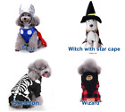 Pet costume prop cosplay dog, choose from witch wizard pizza uncle sam cake lots