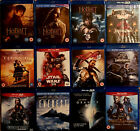 🎖?BLU RAY LOT HOBBIT SMAUG JURASSIC PARK TITANIC STAR WARS LAST JEDI 300 EMPIRE $9.5 USD on eBay
