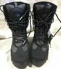 Polaris Switchback Snowmobile Boots - Black/Laced Style - Pick Size - Ships Free