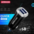 JOYROOM Dual USB Car Charger Power Adapter Cable for Android iOS Tablet 3.1A $5.43 USD on eBay