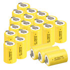 4~20ps High quality 1.2V 2200mAh 4/5 SubC SC Ni-Cd Rechargeable Battery Fast
