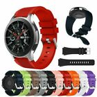 For Samsung Galaxy Watch 42/46mm Smart Strap Bracelet Wrist Band Accessories image