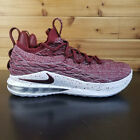 Nike Lebron James 15 XV Low Basketball Men's Shoes Team Red AO1755-200  NEW