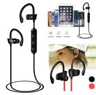 Sweatproof Sport Bluetooth Headset Wireless Headphones In-Ear Earbuds