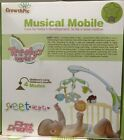 GrowthPic Sweethearts Musical Baby Crib Mobile First Dreams- New, 4 Modes!