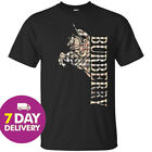 1Burberry T-Shirt London Knight Casual 1Burberry Logo T-Shirt Black Full Size image