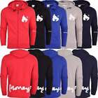 Men's Money Clothing Signature Ape Sig Casual Full Zip Hooded Sweatshirt Jacket