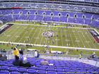 2 New England Patriots at Baltimore Ravens tickets, 40 YDLN Sec 553, row 23 11/3 on eBay