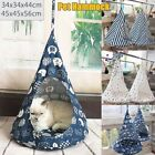 Pet Hammock Cat Dog Sleeping Window Conical Bed Basket Cage Bed Comfortable New