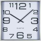 Large Wall Clock Silent Non-Ticking Easy to Read Sweep Movement for Home Office