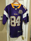HOF Randy Moss Vikings NFL 50 Year Anniversary Patch Reebok Home Jersey NEW NWT $119.99 USD on eBay
